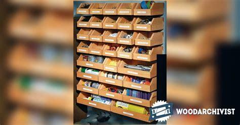 DIY Hardware Organizer ? WoodArchivist