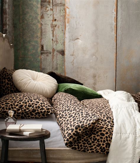 animal print bed covers animal print home decor