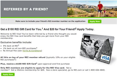 Rei Visa 100 Gift Card - credit card quickdeal amex spg 30k is back also 20k chase freedom the military