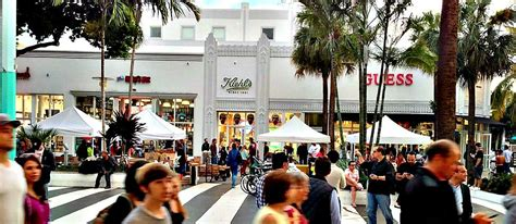 shops on lincoln road lincoln road mall south