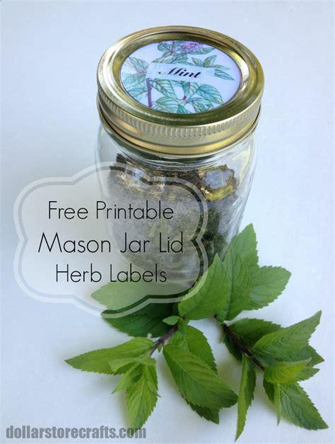 printable swear jar label free printable mason jar lid labels for herbs with dollar