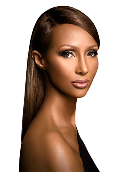 Iman Cosmetics About Iman Best Hair Colour For African Skin
