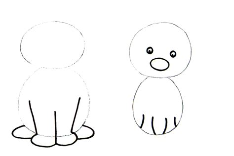 how do you draw a puppy learn to draw with step by step drawing with 2 to 4 steps