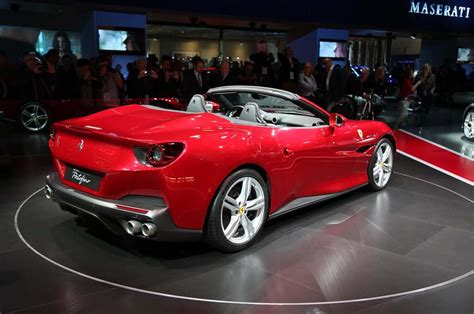 future ferrari models ferrari portofino lightweight tech to influence all future
