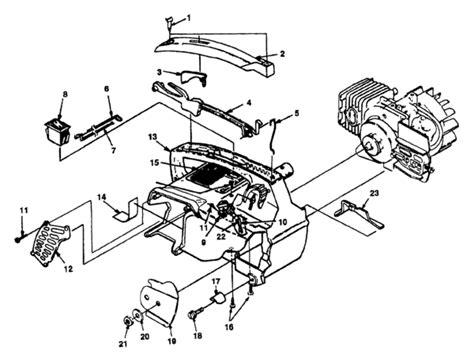 homelite xl parts diagram homelite xl chain saw ut 10695 b parts and accessories
