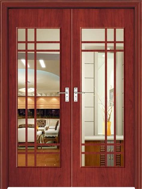 Tempered Glass Interior Doors Solid Interior Pvc Wood Doors From China Manufacturing With Clear Tempered Glass