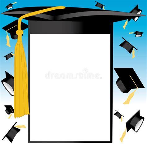 postales de graduacion te felicito tarjeta del sombrero de la graduaci 243 n ilustraci 243 n del