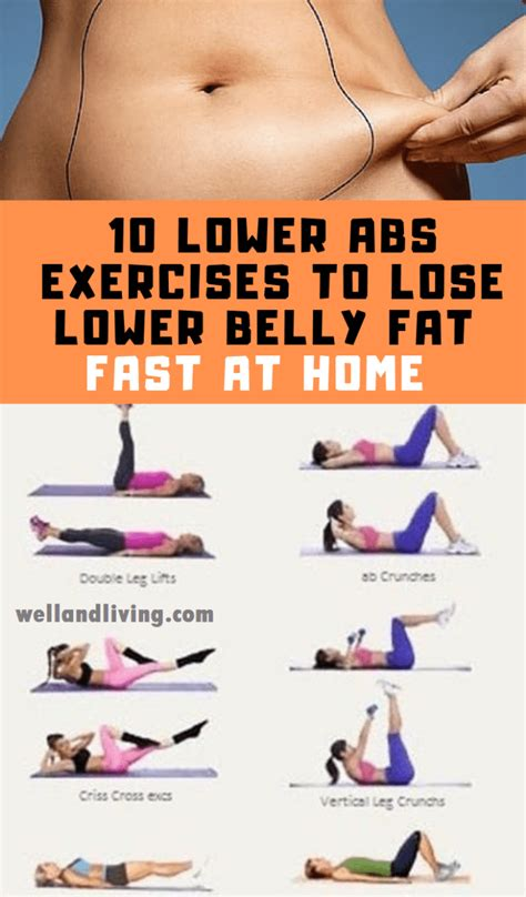 abs exercises  lose  belly fat fast