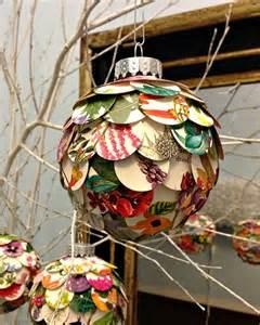 45 wonderful paper and cardboard diy christmas decorations