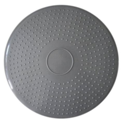 Sale Lv Diameter 35cm air stability wobble cushion sliver grey 35cm 14in diameter balance disc included