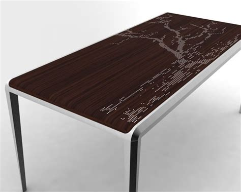 Led Dining Table What S Classier Than An Led Dining Table