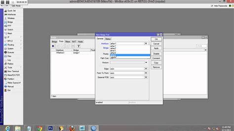 membuat hotspot dengan mikrotik rb751u 2hnd tutorial singkat setting hotspot dan bridge router tp link