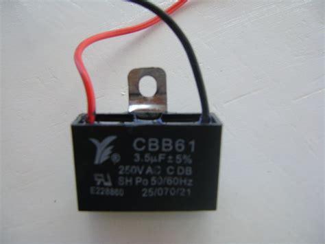 capacitor de motor ventilador capacitor motor de ventilador cbb61 3 5uf 5 lote 48 r 14 00 em mercado livre