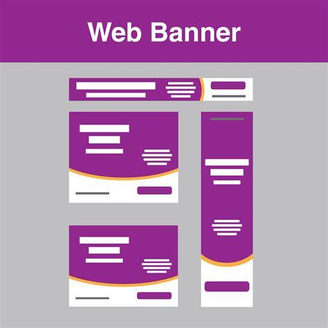 layout banner web web banner sectrix graphic design services it services