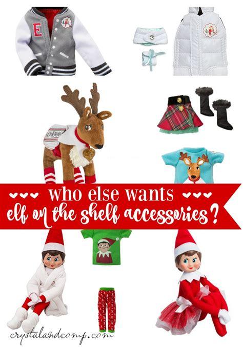 printable elf on the shelf accessories elf on the shelf accessories