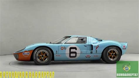 gulf gt40 steve mcqueen s 11 million gulf ford gt40 is the most