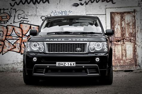 land rover range rover 2009 2009 range rover stormer kit launched in australia