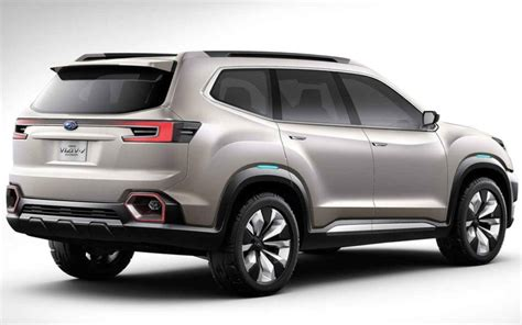 New Subaru Forester 2018 by 2018 Subaru Forester Review Design Engine Price And Photos