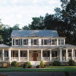 southern living house plans with porches 17 pretty house plans with porches backyard