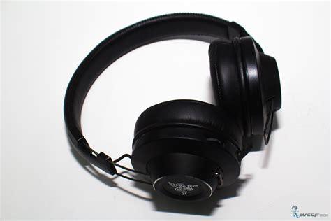 Headset Bluetooth Razer Razer Adaro Wireless Bluetooth Headphones Review