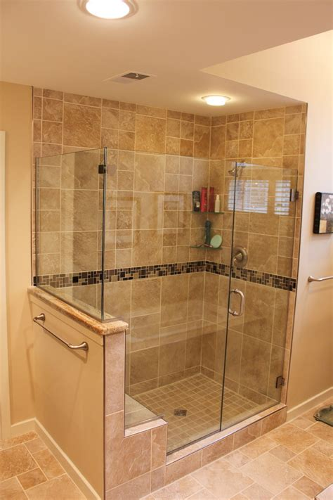 bathroom shower with seat shower seat shower seat tile shower stalls with seat