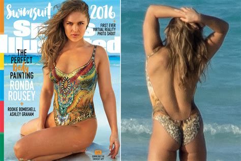 Sports Illustrated Guests In Danger by Ronda Rousey Got Then Nearly For Sports