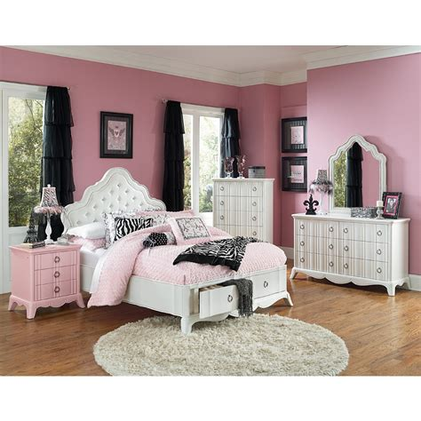 bedroom white bed sets single beds for teenagers cool