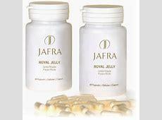 Royal Jelly Kapseln und ein Geschenk - Jafra for you Royal Jelly Kapseln
