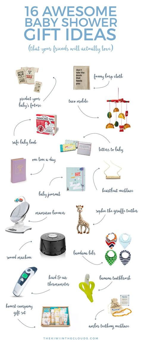 Sentimental Baby Shower Ideas by 15 Must See Best Baby Shower Gifts Pins Baby Shower