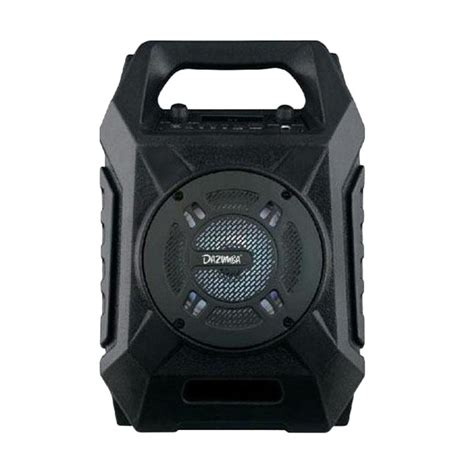 Speaker Bluetooth Dazumba Dw 186 jual dazumba dw 186 portable wireless speaker hitam