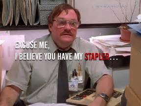 Office Space Stapler Meme Memes