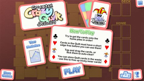 Squid Quilt Solitaire by Quilt Solitaire Android Apps On Play