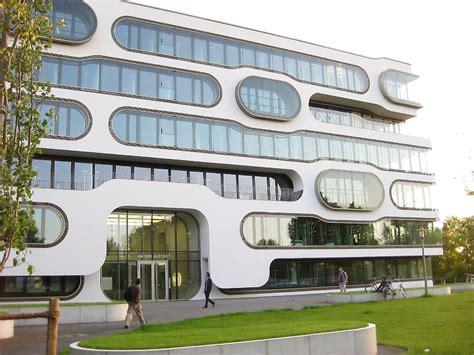 Modern Home Office J Mayer H Architects Hamburg Offices An Der Alster 1