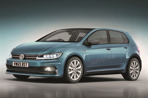2019 Vw Golf Mk8 by New 2019 Volkswagen Golf Official Image Released Of Mk8