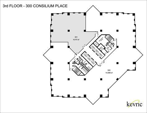 100 Consilium Place 11th Floor - 300 consilium suite 301 consilium place