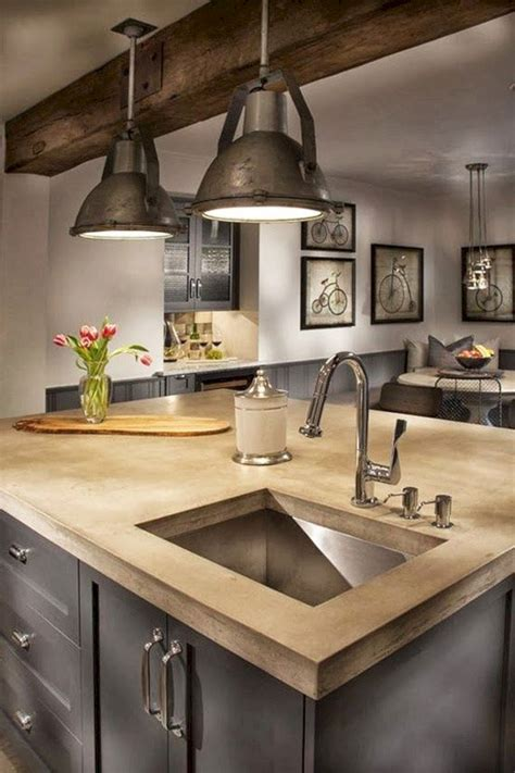 24 awesome farmhouse kitchen designs for a comforty