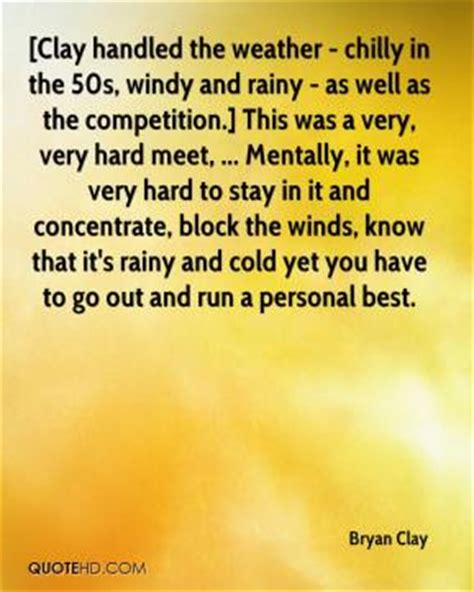 Windy Quotes