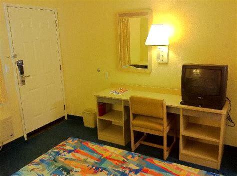 Small Desk Area Picture Of Motel 6 Sunnyvale North Small Desk Area