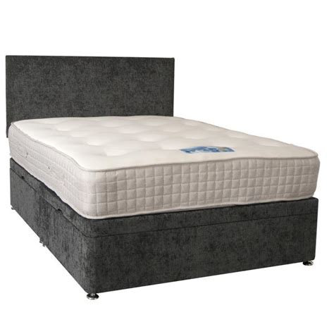 monaco memory pocket mattress or divan bed better furniture