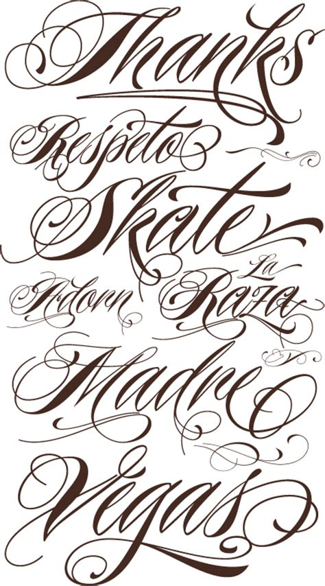 printable tattoo fonts shanninscrapandcrap free tattoo fonts