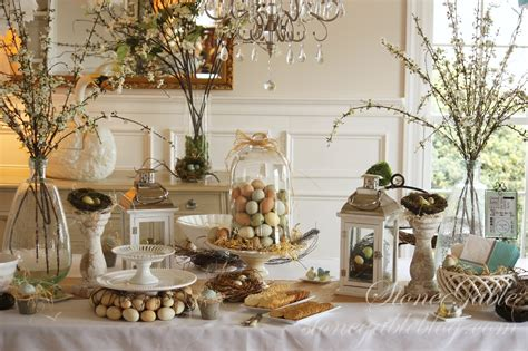 bridal shower decoration ideas at a restaurant plan the easter tablescape gohaus