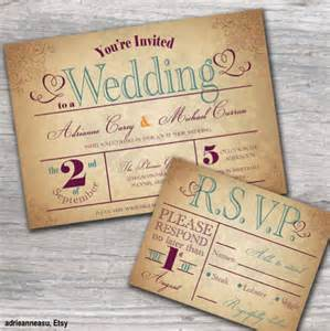 wedding invitations country style bridal workbook country wedding inspirations