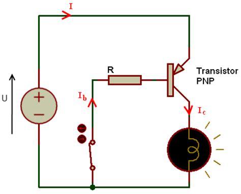 transistor pnp montage le transistor en r 233 gime de saturation l 233 lectronique de z 233 ro
