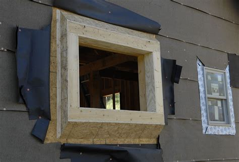 Anderson Bow Window window bump out framing house windows bay windows