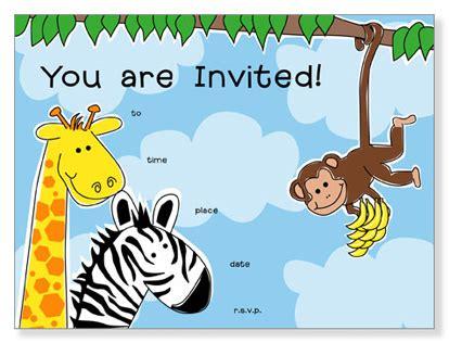 free printable zoo birthday cards zoo birthday invitations wblqual com