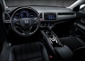 Hrv Interior Honda Hr V Fotos Internas E Externas E Especifica 231 245 Es