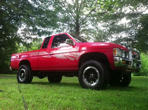 lifted nissan hardbody 1995 nissan hardbody lifted