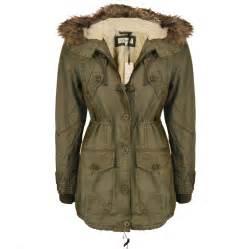Girls Womens Winter Hooded Jacket Fur » Home Design 2017