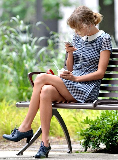 upskirt park bench upskirt park bench taylor swift savors some alone time on