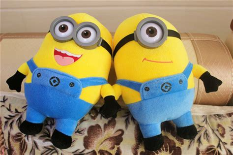 Minion Big yellow large minion doll plush stuffed toys for children